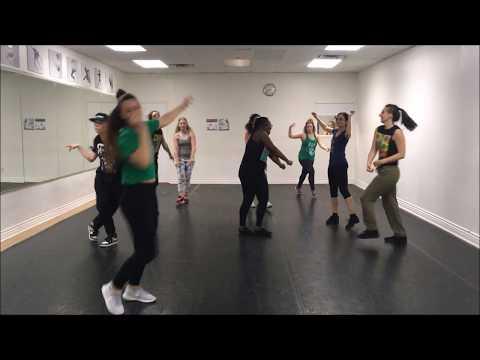 """Larger Than Life"" Hip-Hop Fusion @ Scream Dance Academy"