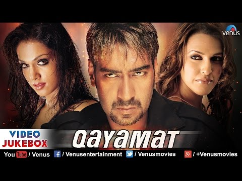 Qayamat Video Jukebox |Ajay Devgan, Suniel Shetty, Neha Dhupia, Arbaaz Khan, Raveena Tandon|