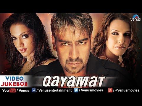 Qayamat Video Jukebox |  Ajay Devgan, Suniel Shetty, Neha Dhupia, Arbaaz Khan, Raveena Tandon|
