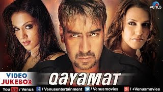 Qayamat Video Jukebox |  Ajay Devgan, Suniel Shetty, Neha Dhupia, Arbaaz Khan, Raveena Tandon|