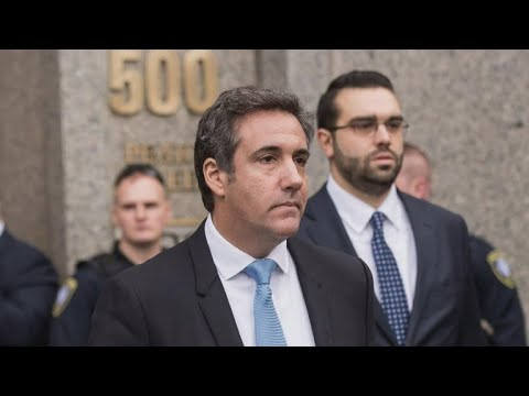 Judge has not made final decision on files from Cohen raid