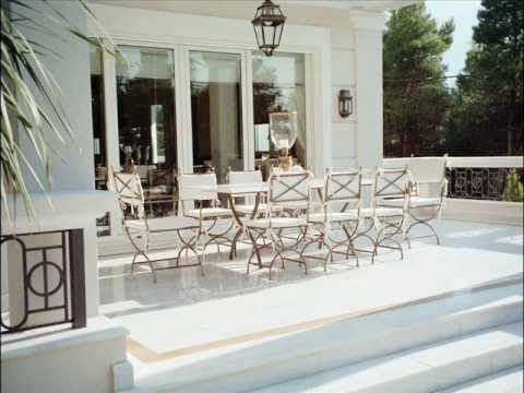 Garden furniture TEXAS - Metal garden furniture, exceptional of all