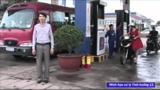 Thao tác bán hàng và xử lý tình huống bán hàng tại các CHXD Petrolimex (3)