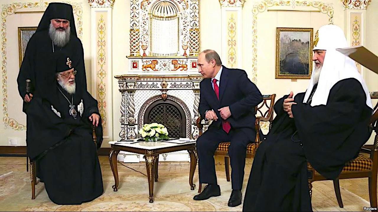 კეთილი იმპერატორიპუტინითავისი ნებით შევიდა კავკასიური ერები რუსეთში