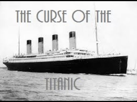 The Curse Of The Titanic by: Shadow Paranormal