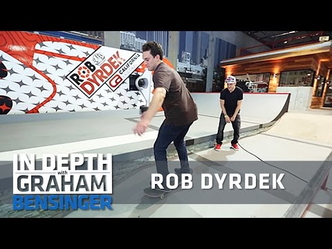 Rob Dyrdek gives tasy Factory tour
