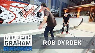 Video Rob Dyrdek gives Fantasy Factory tour download MP3, 3GP, MP4, WEBM, AVI, FLV Mei 2018