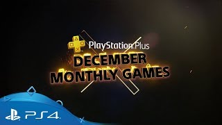 PS Plus - December 2018   SOMA + Onrush