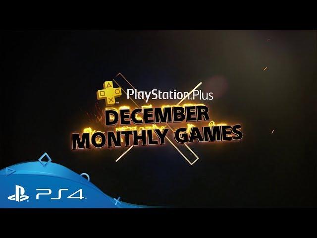 PS Plus - December 2018 | SOMA + Onrush