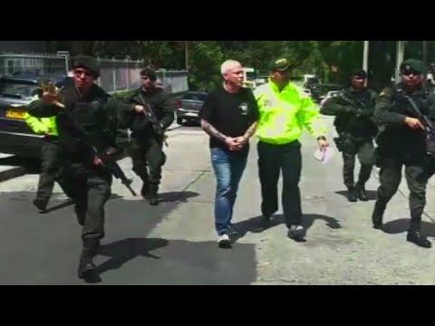 Colombian police nab Escobar hitman 'Popeye'