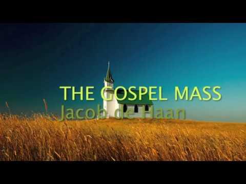 Resultat d'imatges de imagenes misa gospel jakob de haan