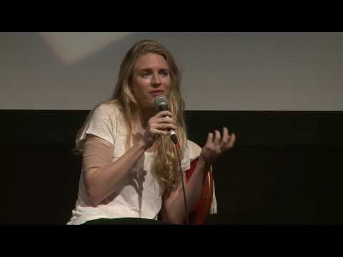 Traverse City Film Festival 2013 Panel - Hollywood's New Breed: Brit Marling and Zal Batmanglij