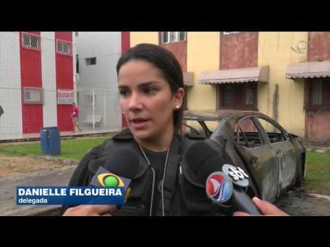 Bandidos tentam roubar carro-forte em Natal