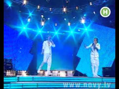 Music video Братья Борисенко - - Звёздный берег