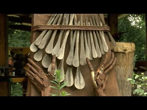 Musical instrument Mbira gains popularity in Zimbabwe