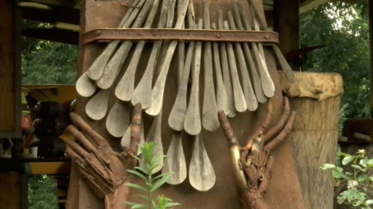 History of the Mbira - played for 1000 years with no two ...