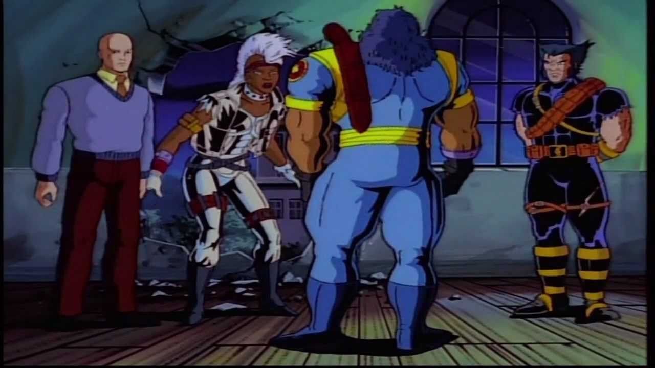 xmen animated series one mans worth full episode part