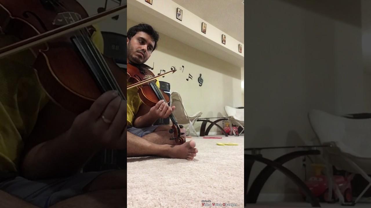 Dandalayya | Jay Jaykara | Vandhai Ayya Violin | Bahubali 2 | Carnatic notes
