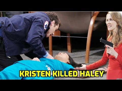 It's Clear Why JJ Needed Drugs - Kristen Killed Haley 6 Months Ago - Days Of Our Lives Spoilers