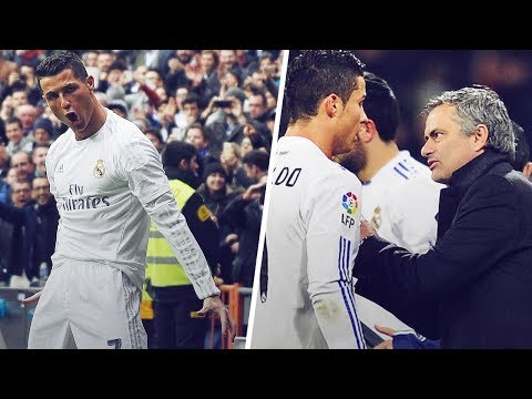 The day Mourinho massacred CR7 despite a hat-trick - Oh My Goal