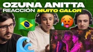 Baixar [Reacción] Ozuna & Anitta - Muito Calor  - ANYMAL LIVE 🔴
