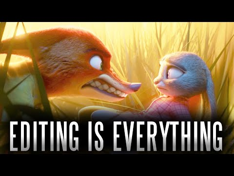 ZOOTOPIA BUT IT'S LIKE 50 SHADES OF GREY