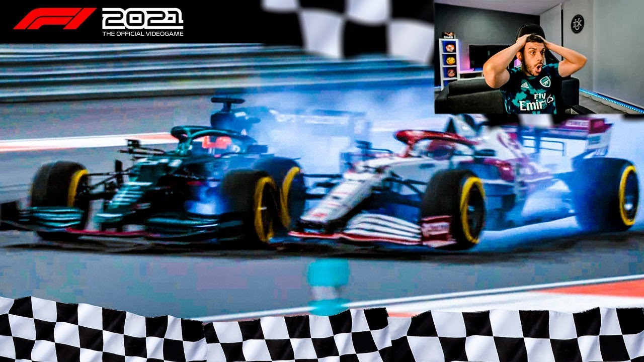 "MODO HISTORIA DE F1 2021 ""BRAKING POINT"" (EPISODIO 7 FINAL) DjMaRiiO"