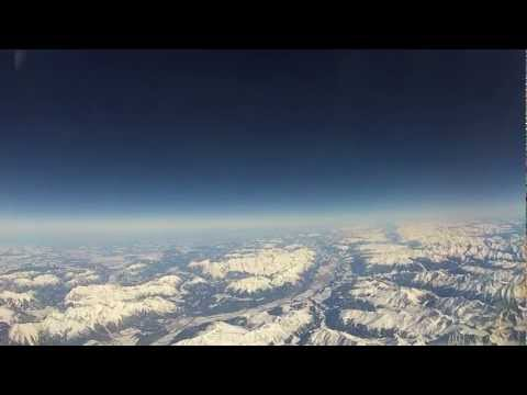 Life is beautiful above the Alps in HD