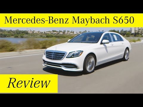 Mercedes-Benz Maybach 650 Review