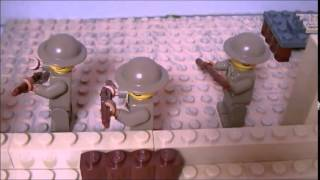 Lego WW2 - The Second Battle of El Alamein