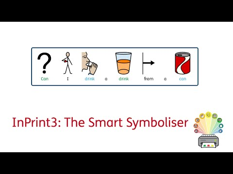 InPrint 3 Tutorial - The Smart Symboliser