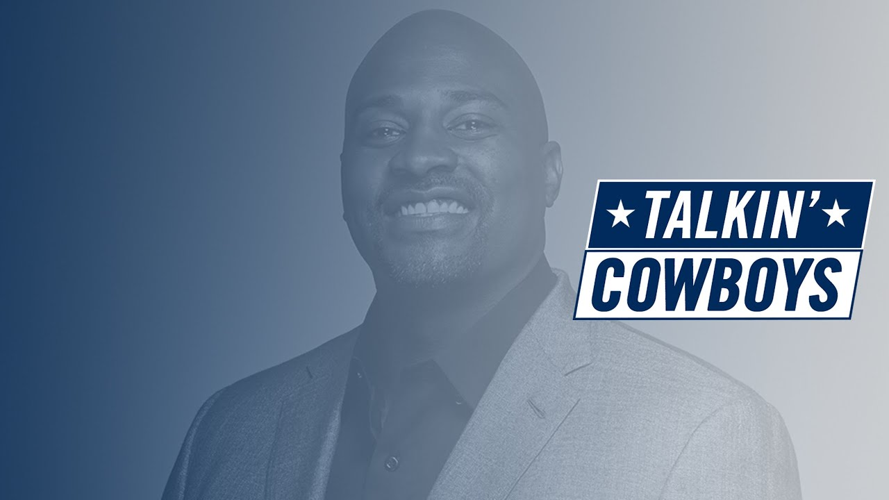 Talkin' Cowboys: Marcellus Wiley 1-on-1 | Dallas Cowboys 2020