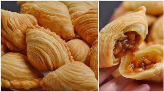 Download Punya Tepung Dan Apel Bikin Ini Aja. Pie Apel Berlapis Tanpa Oven | Pastel Apel