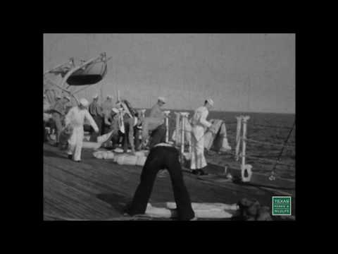 Life on the Battleship TEXAS 1931- Texas Parks and Wildlife [Official]