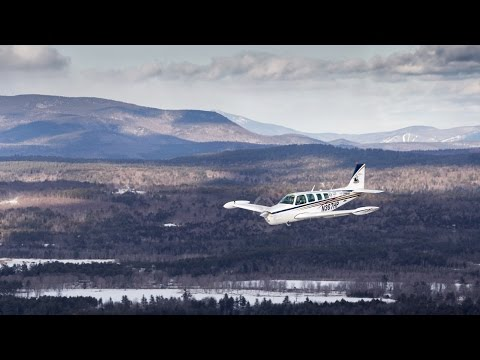 Favorite Airport in the Mountains - Flight VLOG #6 - Short Field Landing