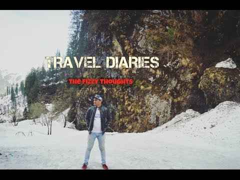 My Travel Vlog | MUMBAI to MANALI | 2017 | INDIA