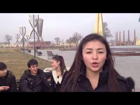 Discover Kazakhstan: Independence Park