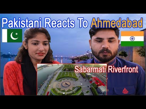 Pakistani Reacts To | Ahmedabad india | Sabarmati Riverfront Event Ground in Ahmedabad Gujarat