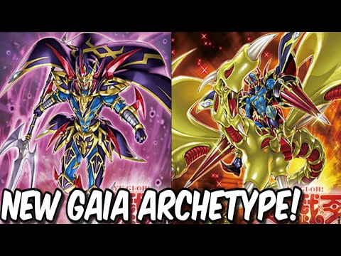New Gaia The Fierce Knight Archetype!