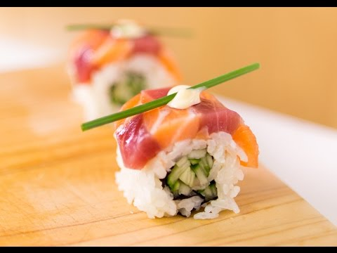 Royal Sushi Roll Evolution Recipe