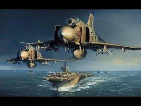 Air-to-air Combat Above Vietnam - Classic Documentary Movies