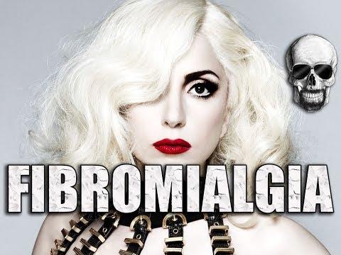 Lady Gaga e a FIBROMIALGIA - Anatomia Humana - VideoAula 161