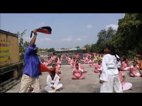 Women's College Taekwondo Video