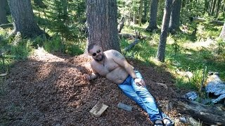 #Поехали в тайгу за орехами#CedarRaiders