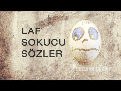 Laf Sokucu Sözler En Iyi Laf Sokan Sözler популярные видеоролики