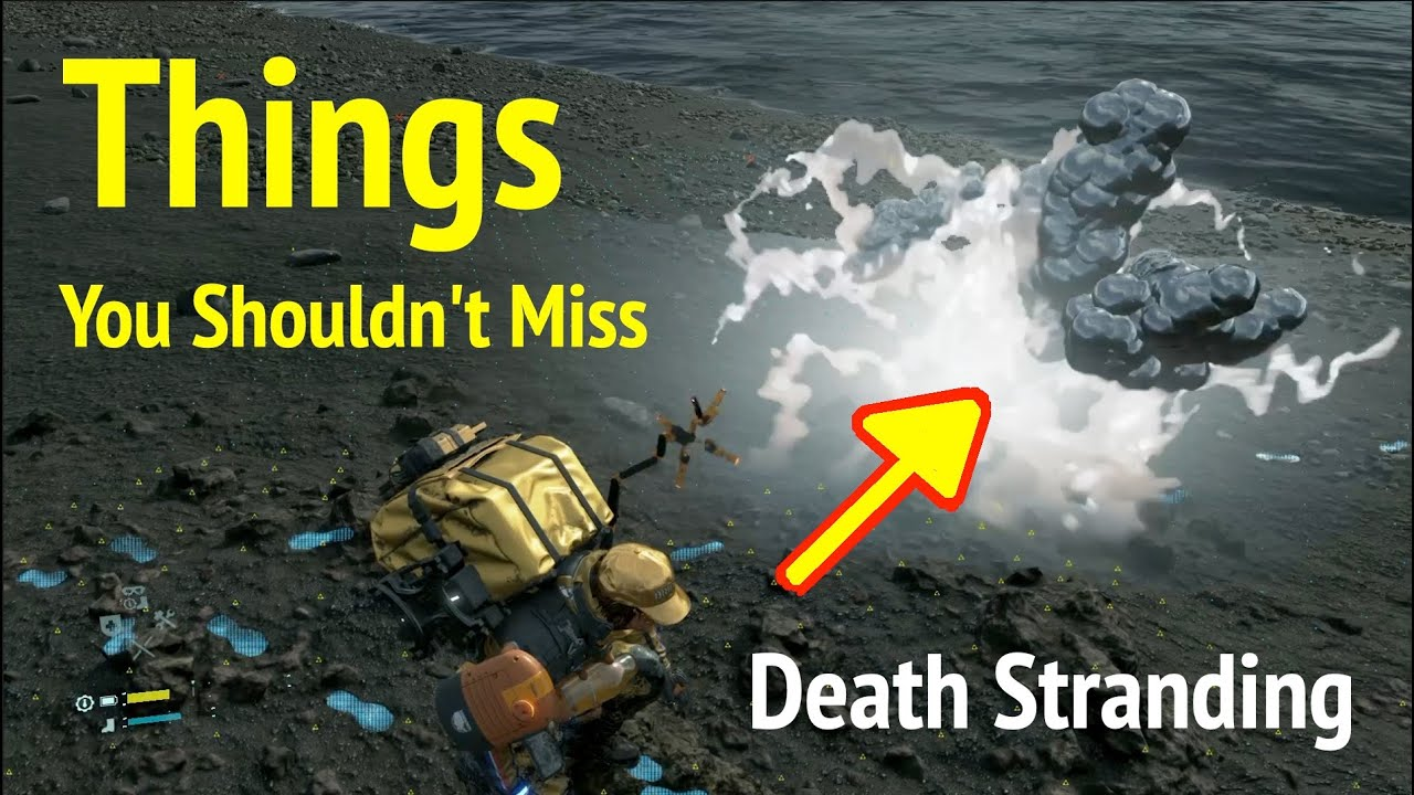 Things You Shouldn't Miss in Death Stranding thumbnail