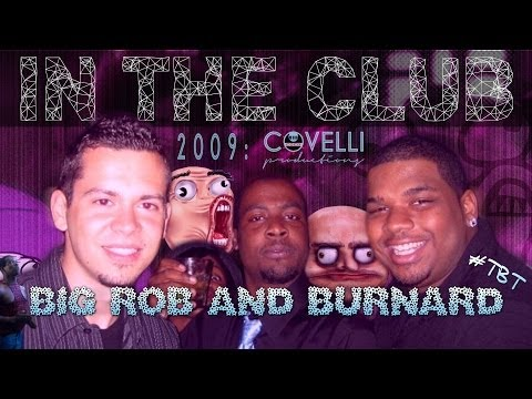 """""""In The Club"""" - Covelli / Big Rob / Burnard (Parody Song from 2009)"""