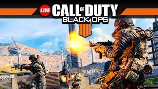 Blackout & Multiplayer | CALL OF DUTY Black Ops 4 Livestream #3 Deutsch | BO4 Gameplay German