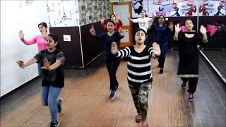 Naah - Harrdy Sandhu Feat. Nora Fatehi |Dance Choreography | Dansation Dance Studio | 9888892718