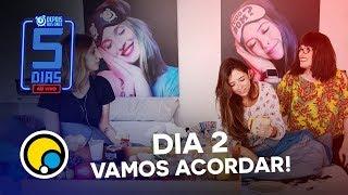 Baixar Déte Pexera acorda Gabie e Thalita #5DiasAoVivo - Depois das Onze